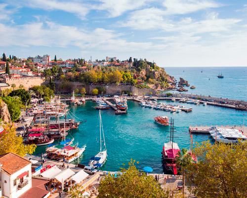 Egy hét török riviéra, Antalya all inclusive ellátással 4 csillagos hotelben, repülőjeggyel, transzferrel