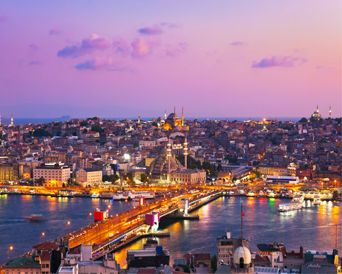 5 Days. Istanbul 5* (with flights - from Amman)