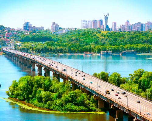 Try something different - Visit Kiev & Chernobyl