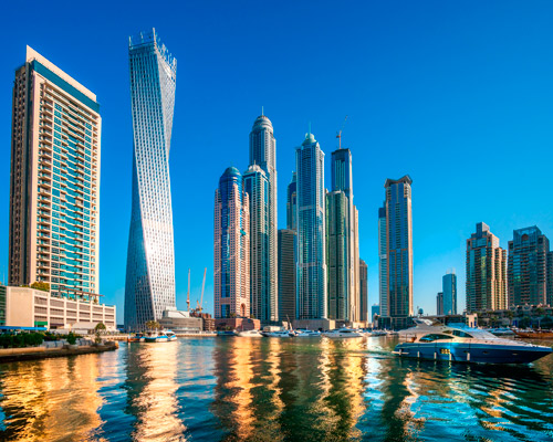 Dubai 3 Nights - 4 Days
