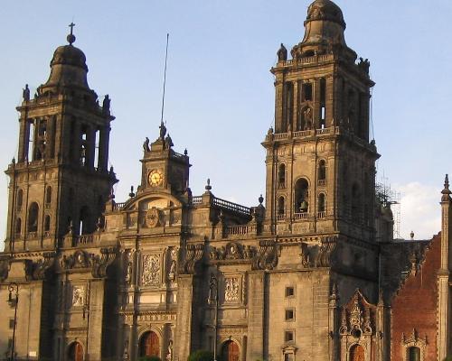 Ciudad de México, Oaxaca, San Cristóbal de las casas y Riviera Maya