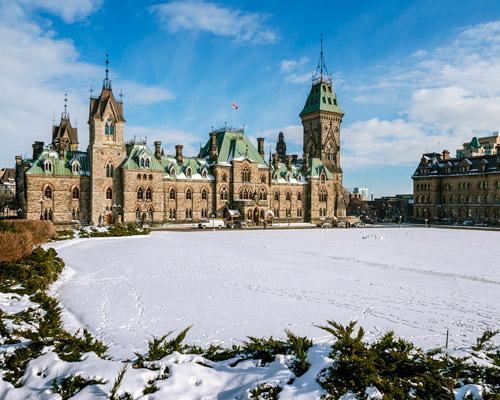 Ottawa, Vancouver y Whitehorse