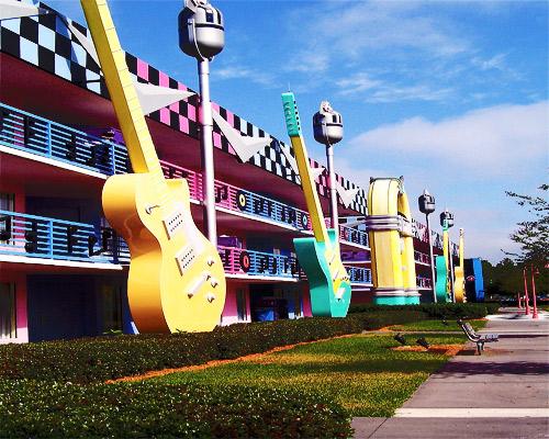 Walt Disney World-Hotel económico