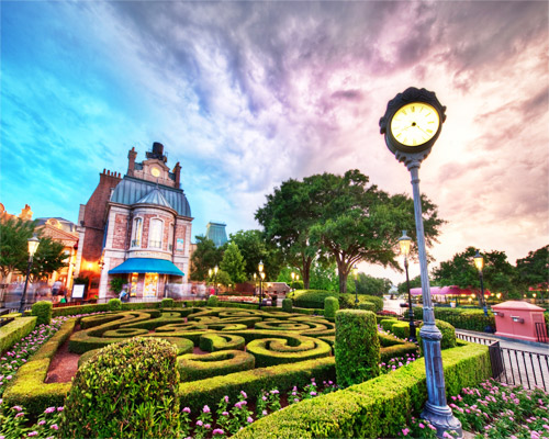 Walt Disney World-Hotel de lujo