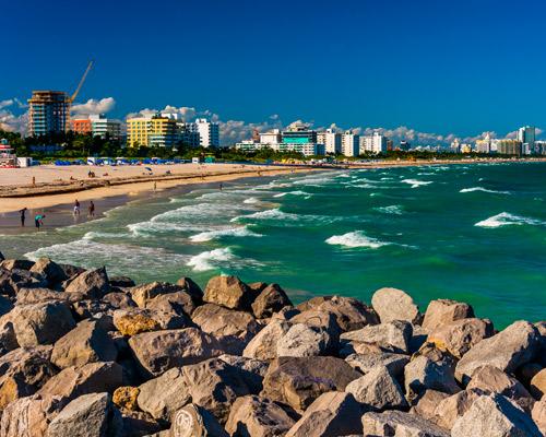 Oferta de Viagem a Miami por sozinho 1000€