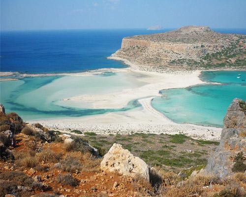 Grecia, Atenas y Creta