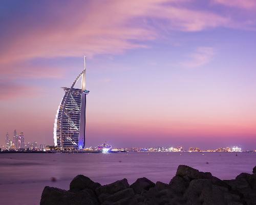 6 nap Dubaj 4 csillagos hotelben, repülőjeggyel