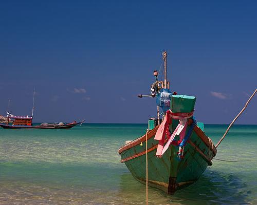 Inselhopping im Golf von Thailand - Koh Samui, Koh Phangan, Koh Tao