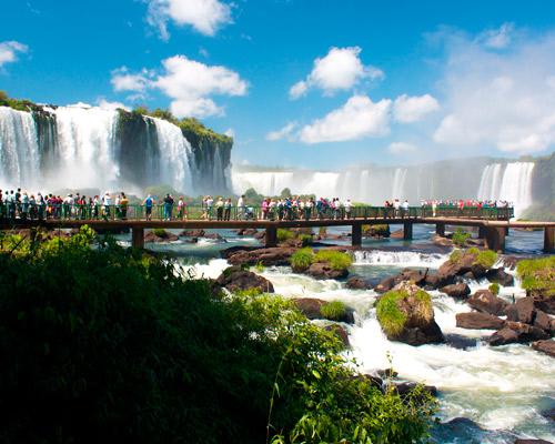 Vuelo + Hotel Puerto Iguazú