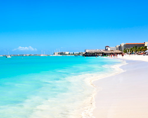 Summer Vacation in Aruba!
