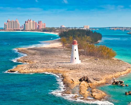 Vuelo y Hotel el Dia de los Enamorados a las Bahamas!!!