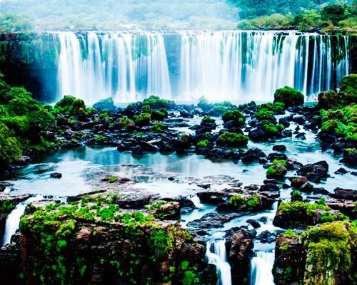 Iguazu y Río de Janeiro