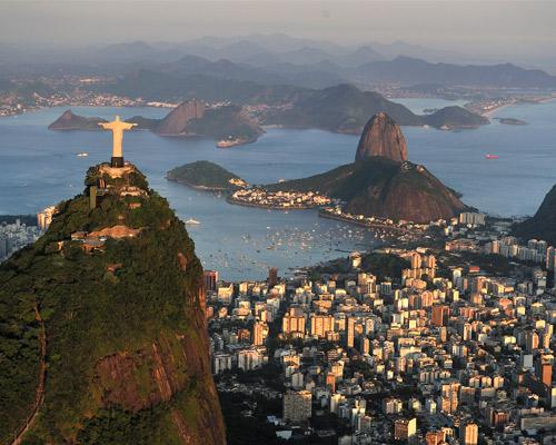 """Rundreise """"Großes Südamerika"""" mit Baden an der Copacabana"""