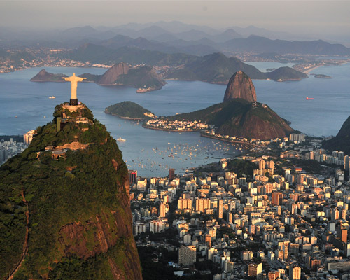 Carnival in Rio, Valentine's Day in Florianópolis