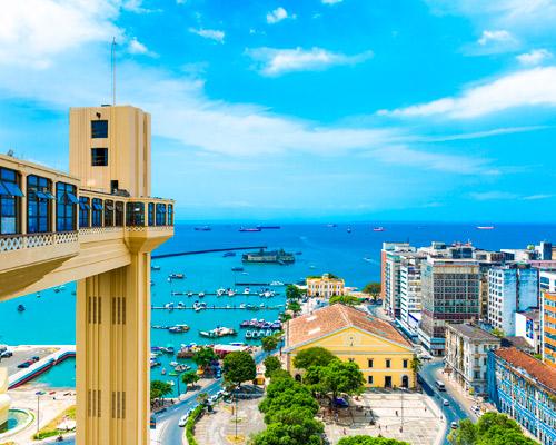 Salvador Bahía
