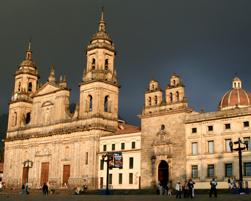 Travel to Bogota Colombia with Hotel and Flight Included, just