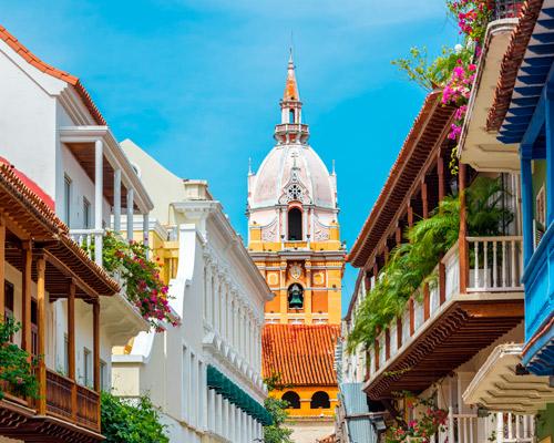 Disfruta Cartagena y San Andrés