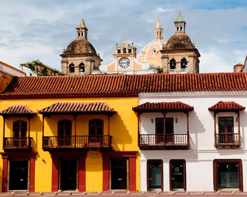 De Bogotá a Cartagena de Indias