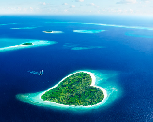 4 Days. Maldives 5* - Option 1