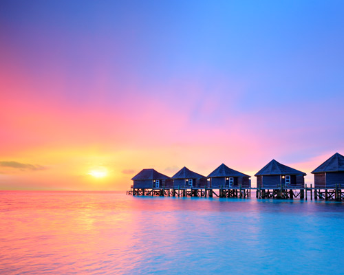 6 Days. Maldives 4* I Dubai 4*