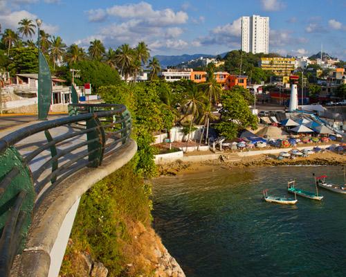 Vuelo redondo CDMX - Acapulco