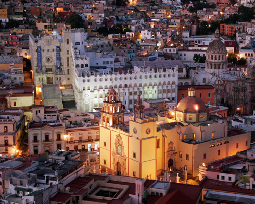 México y Guanajato con una excursión