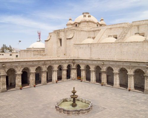 City Tour Arequipa y Convento Santa Catalina
