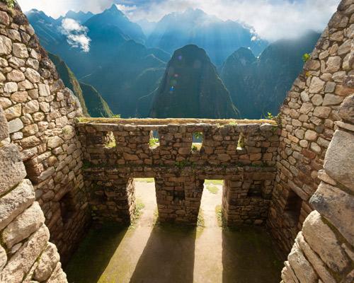 La tierra de los Incas