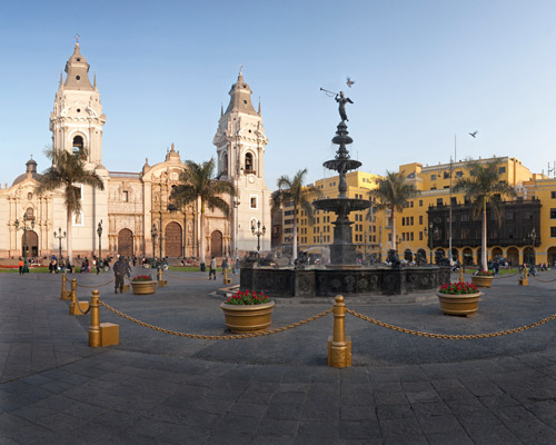 Maravillas Peruanas