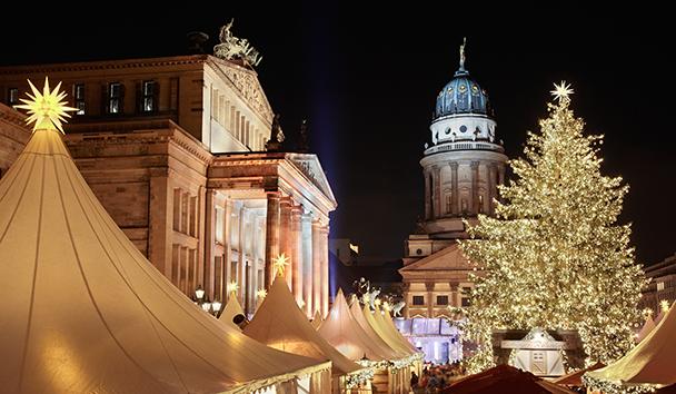 Berlín, Mercadillos Navideños