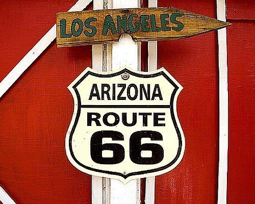 15 días en camino de la legendaria Ruta 66 - con visita a Las Vegas