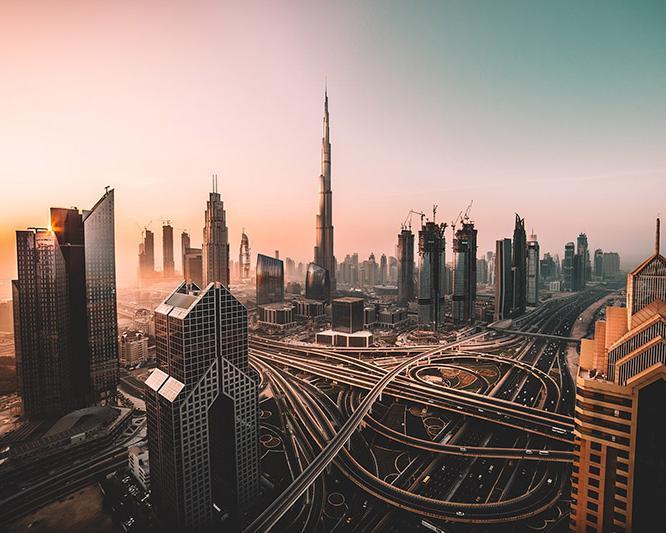4 Days. Dubai 5* - Option 2