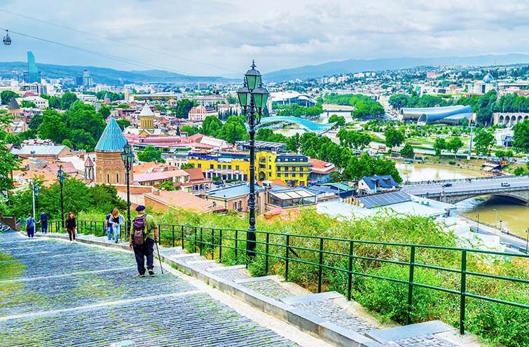 8 Days. Batumi 4* I Tbilisi 4*