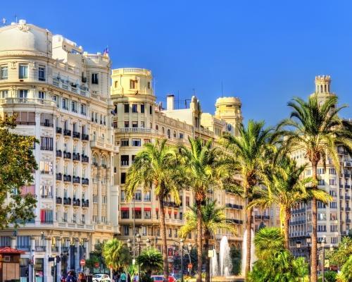 Valencia, Spanyolország 4 csillagos szállással, repülőjeggyel