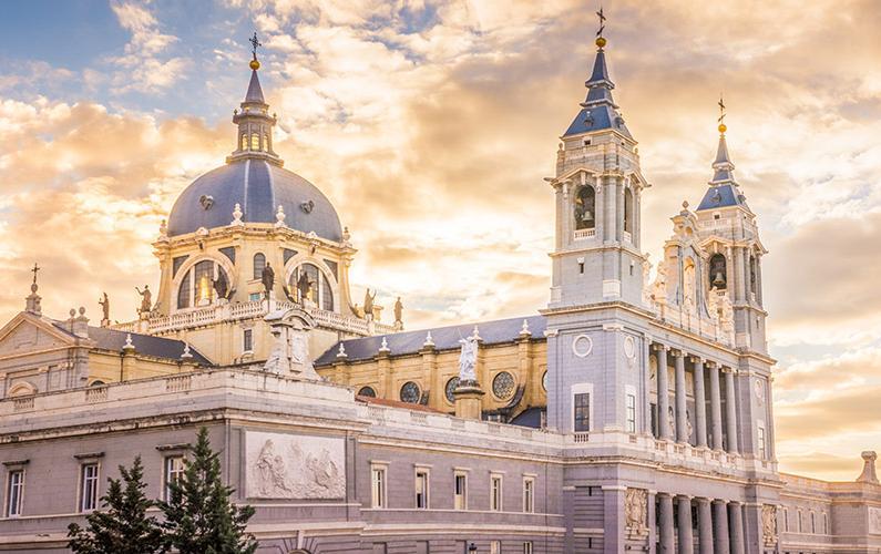 5 Days. Madrid 3*