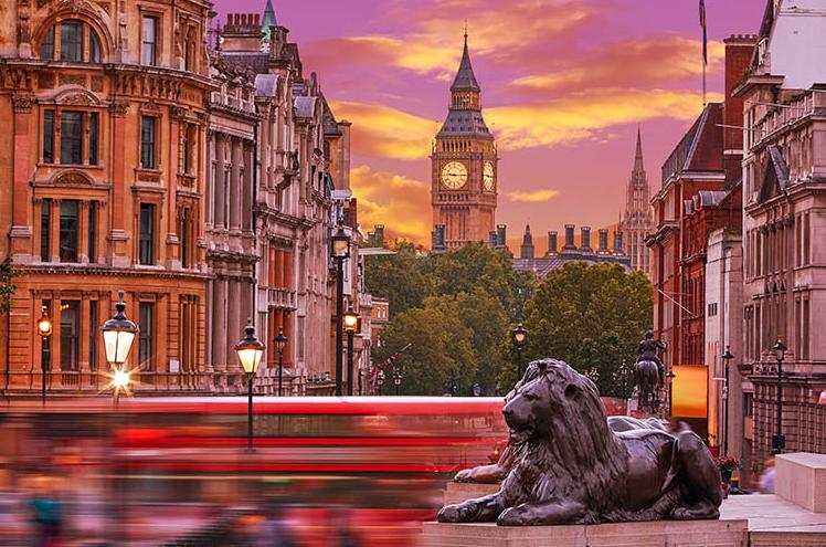 4 Days. London 5*