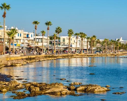 6 nap Ciprus, Páfosz nyáron, budapesti indulással, szállással