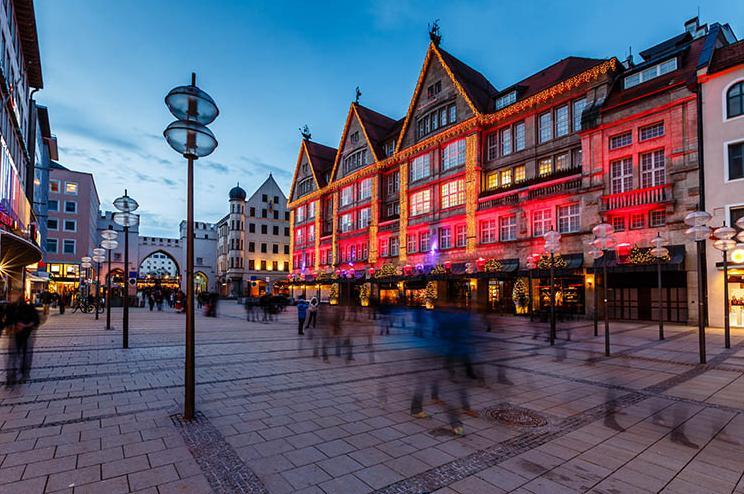 5 Days. Munich 3*