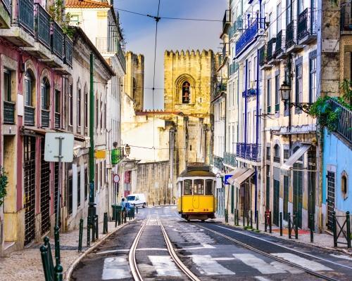 Lisszabon: szállás és repjegy Budapestről