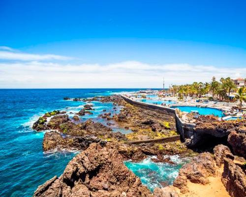 Ofertas a Tenerife desde Barcelona