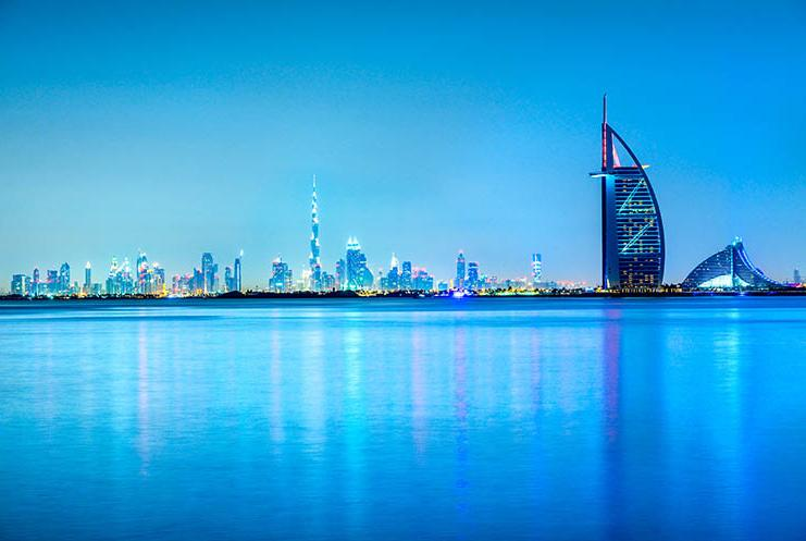 3 Days. Dubai 4*