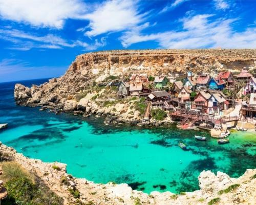 Hosszú hétvége Máltán