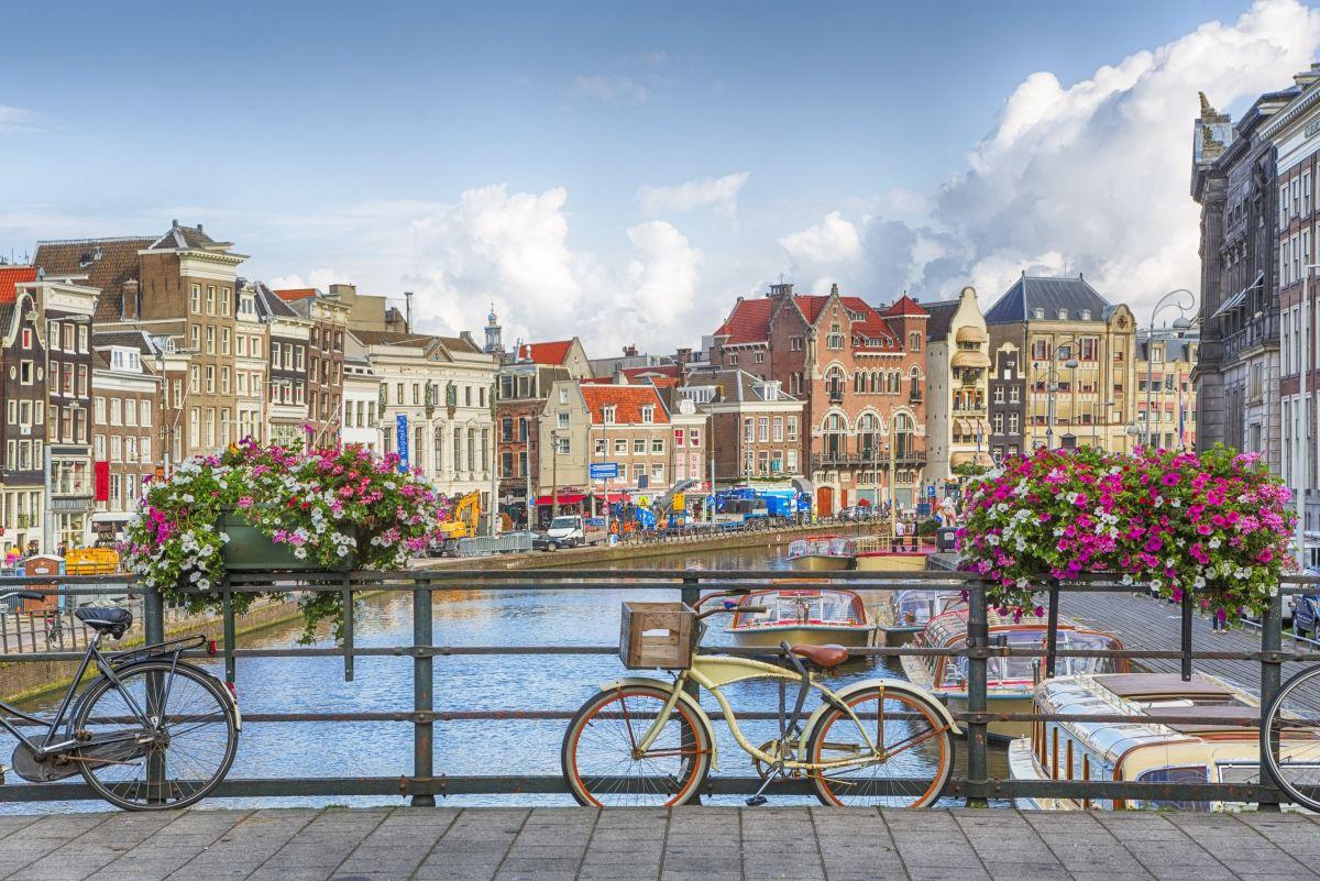 Amszterdam utazás: szállás és repülőjegy