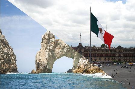 Combinado Los Cabos y México.