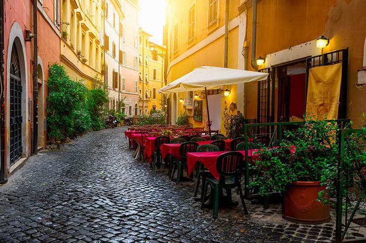 5 Days. Rome 4*