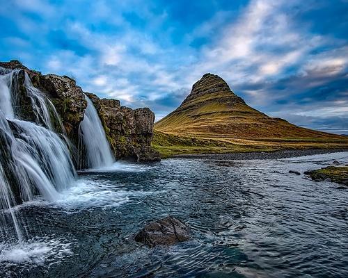 Izland utazás májusban szállással, reggelivel és repülőjeggyel