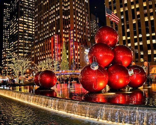 Christmas in New York City!!!
