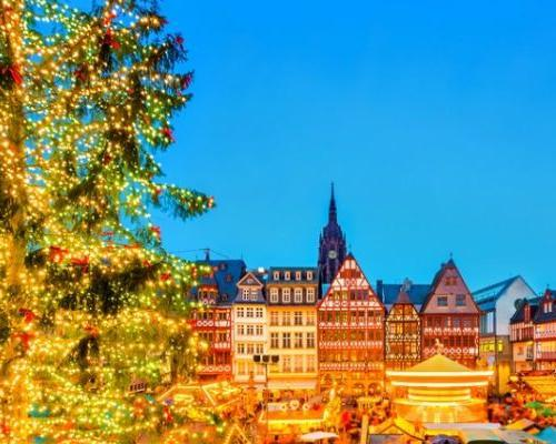 CITY BREAK | MERCADOS DE NATAL (FRANKFURT)