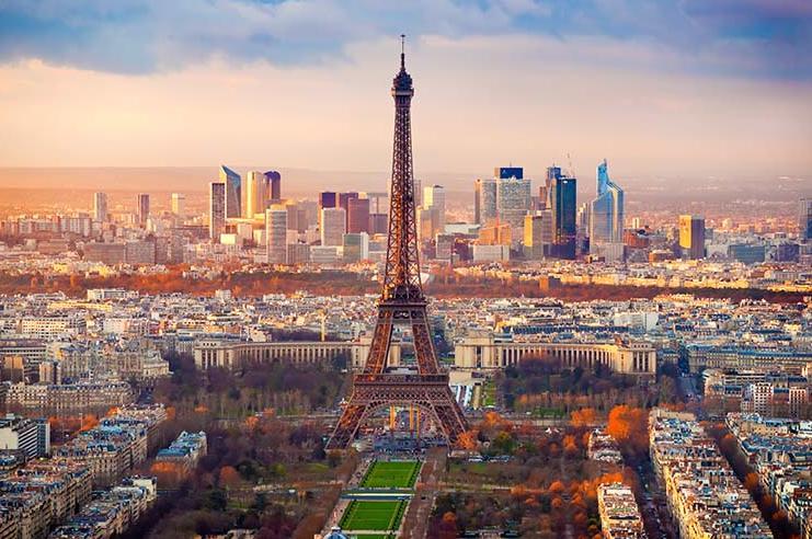 4 Days. Paris 5* - Option 2