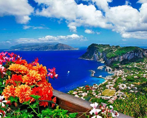 Nápoles, Sorrento y Capri